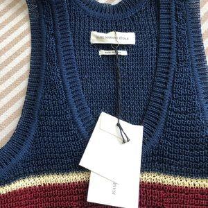 NWT Isabel Marant sweater tank